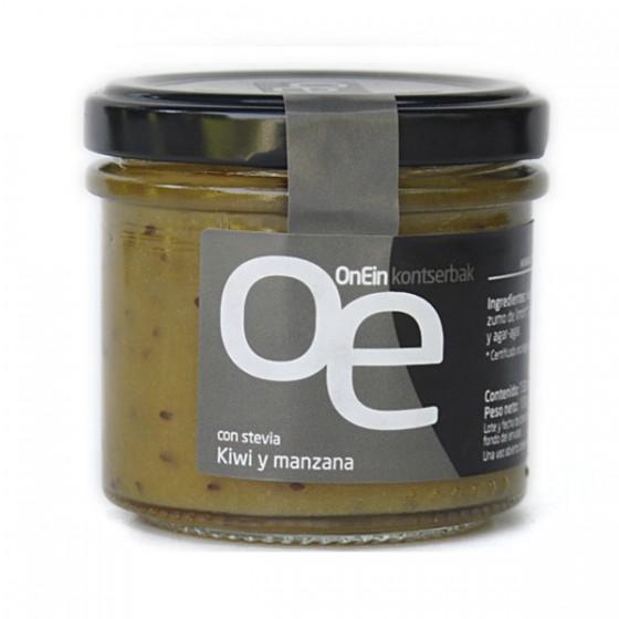 Kiwi eta sagar marmelada,...