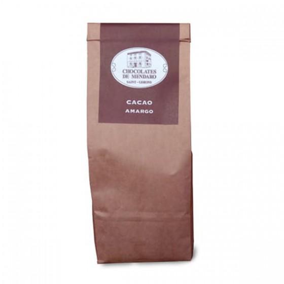 Cacao amargo en polvo. 320gr.