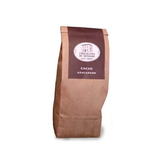 Cacao Azucarado en polvo....