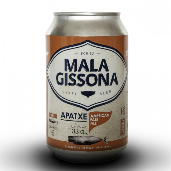 Mala Gissona Apatxe...