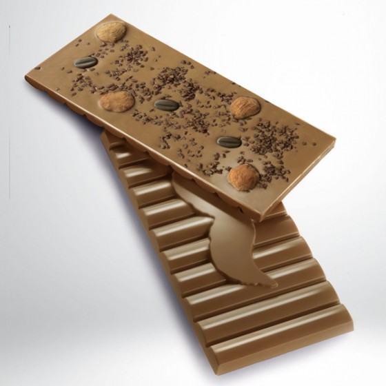 Txokolate esneduna (% 32)...