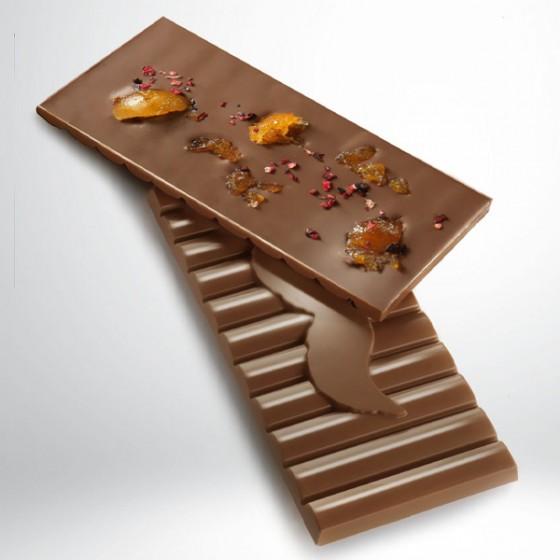 Txokolate esneduna (% 42)...