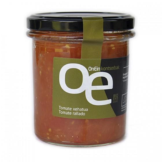 Tomate rallado ‐ ECO. 350gr.