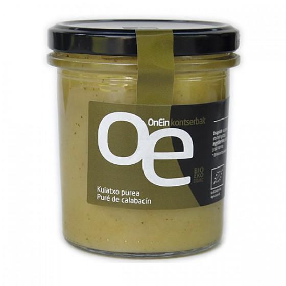 Kalabazin purea - ECO. 350 ml.