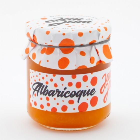 Jan Jam marmelada: abrikota
