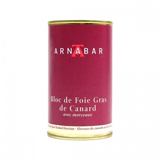 Arnabar, foie gras bloka....